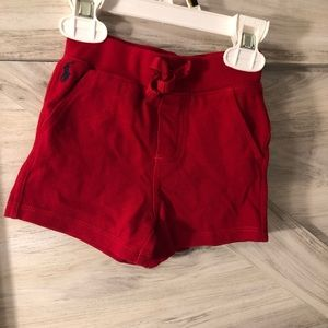 Baby boy Polo by Ralph Lauren shorts